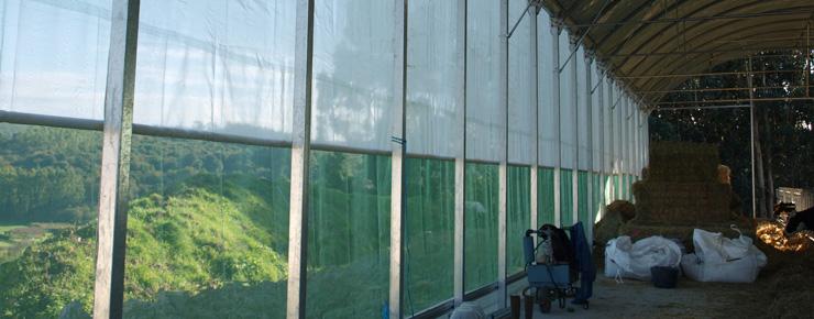 Construcción con exelente ambiente-interna