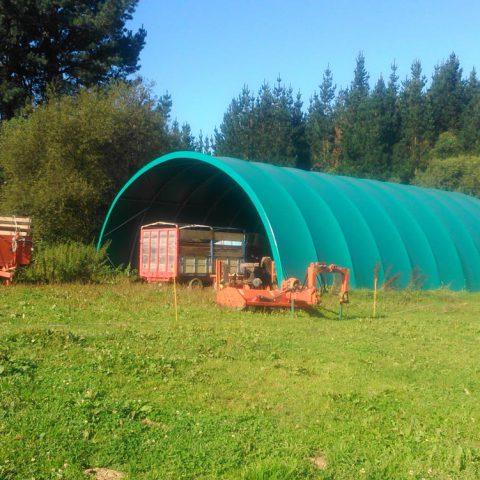 Cobertizos agrícolas